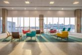 Aeropuerto Tom Jobim remodelado para recibir a los turistas para los JJOO.  Foto: Rio Galeão