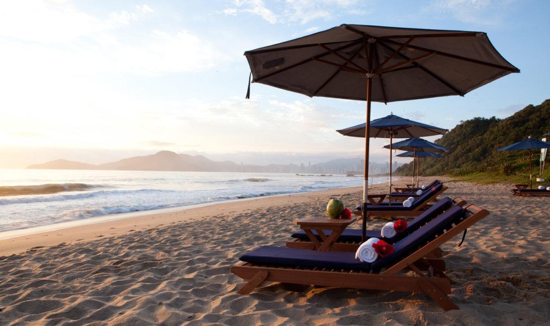Infinity Blue Resort & Spa y otros resorts frente al mar en Santa Catarina