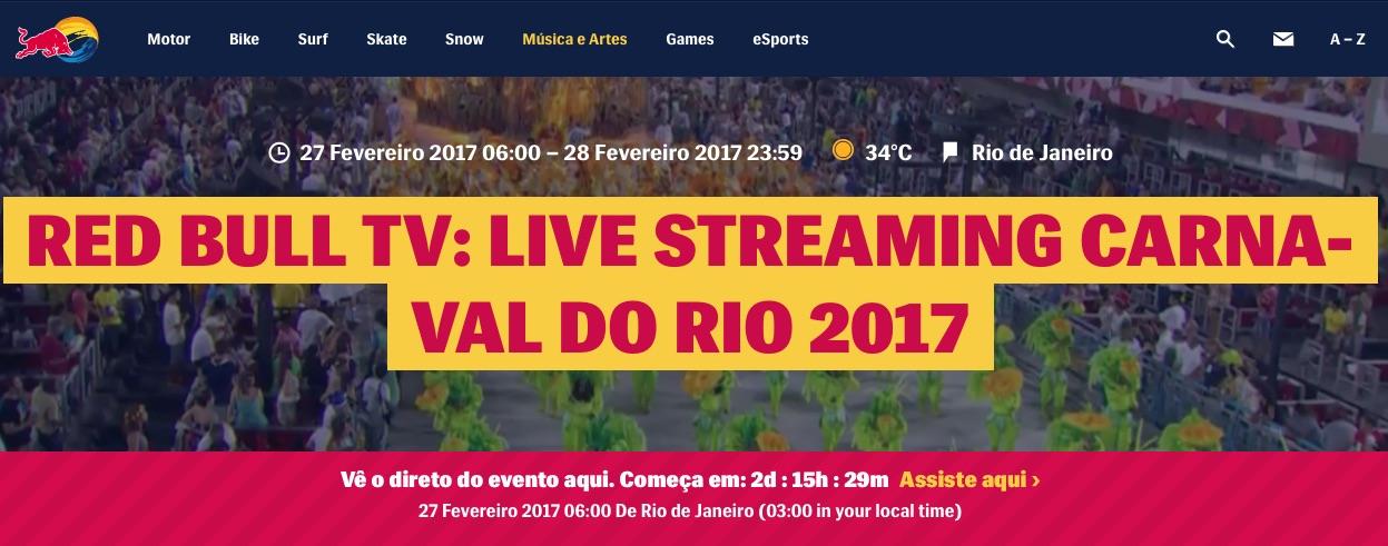 Aronda_Live_Streaming_Carnaval_Rio