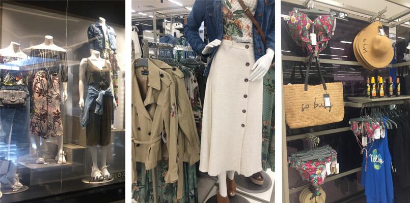 456a3e670238 Dónde comprar ropa buena y barata en Brasil? Verano 2019 en las fast ...